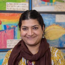 Farhat Yasmeen - Teacher