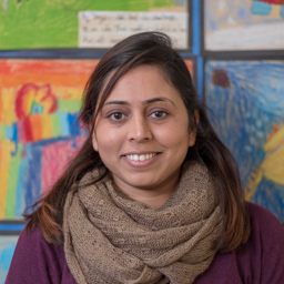 Pooja Rani - Teaching Assistant