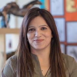 Saima Sarwar - Teaching Assistant and PLUS Base Coordinator