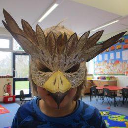 Amazing 3D Mask!