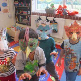 Amazing 3D Masks!